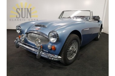 Austin-Healey 3000MK3 BJ8 1967 CAR IS IN AUCTION