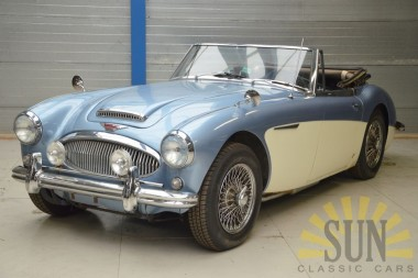 Austin Healey 3000 MK3 1964 CAR IS IN AUCTION