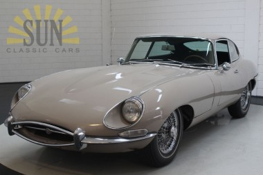 Jaguar E-type Series 1.5 1968 CAR IS IN AUCTION