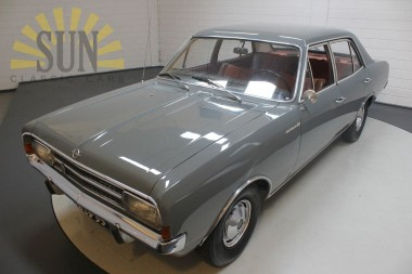 Opel Rekord 1900 1967 CAR IS IN AUCTION