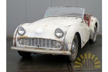Triumph TR3 B 1962
