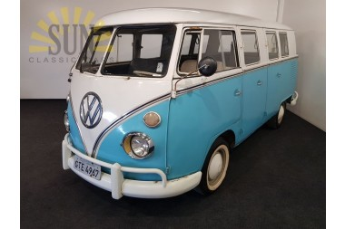 VW T1 bus Taxi 6-doors only 2008 built 1975